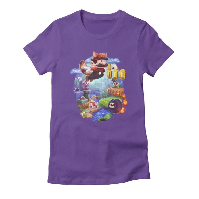 High Adventure Women's T-Shirt by dustinlincoln's Artist Shop