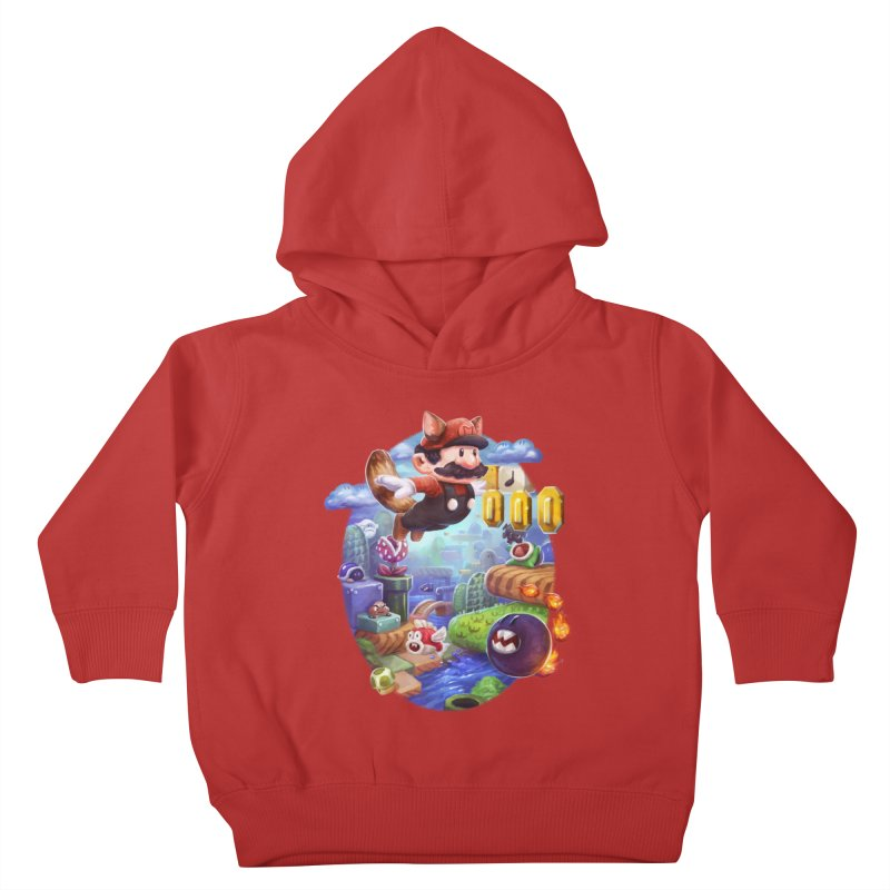High Adventure Kids Toddler Pullover Hoody by dustinlincoln's Artist Shop