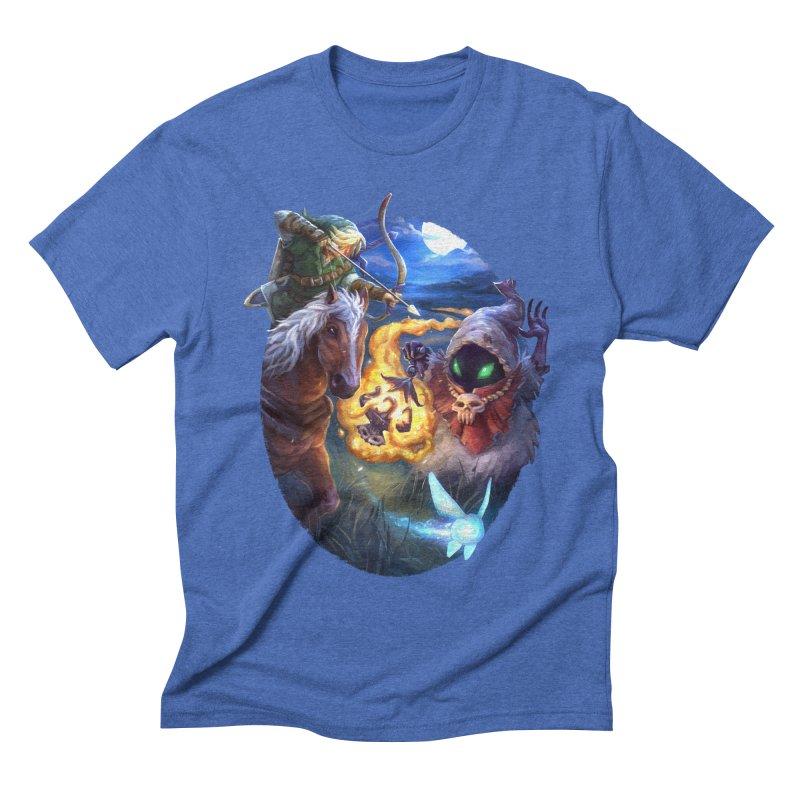 Poe Huntin' Men's T-Shirt by dustinlincoln's Artist Shop