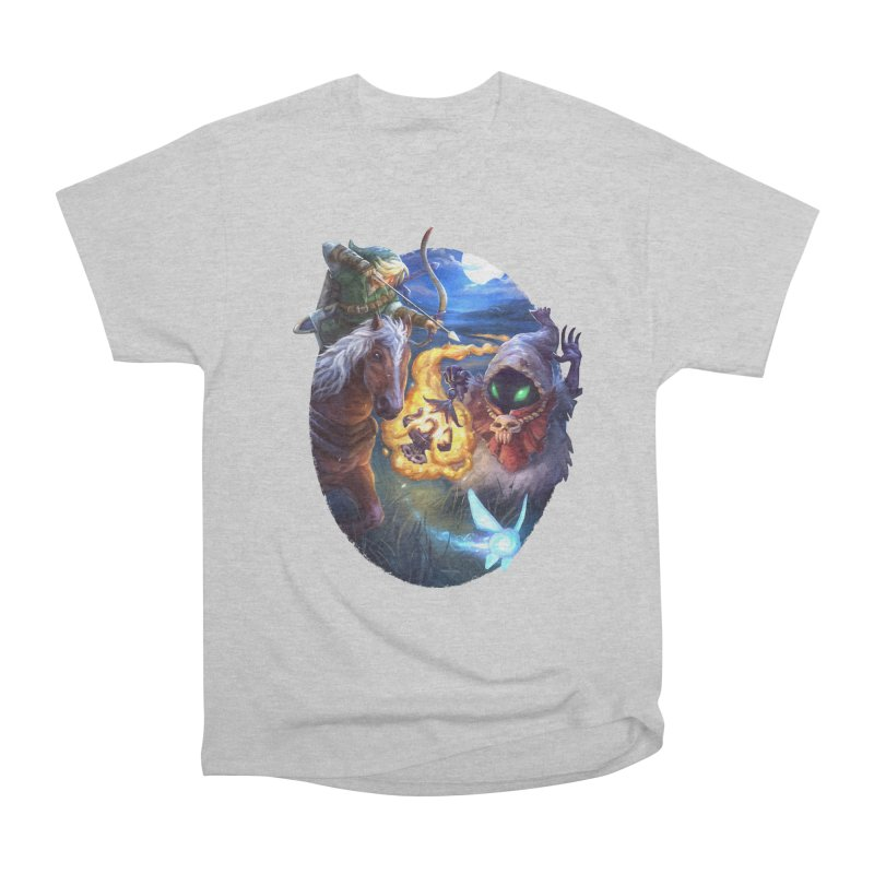 Poe Huntin' Men's Classic T-Shirt by dustinlincoln's Artist Shop