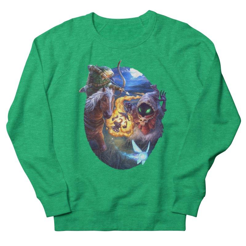 Poe Huntin' Women's Sweatshirt by dustinlincoln's Artist Shop