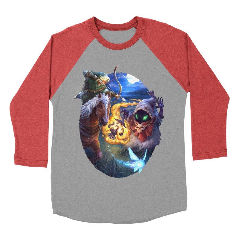 Poe Huntin' Men's Longsleeve T-Shirt by dustinlincoln's Artist Shop