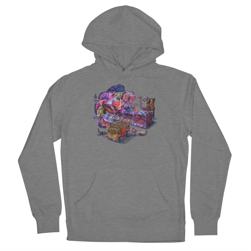 Toytles Women's Pullover Hoody by dustinlincoln's Artist Shop