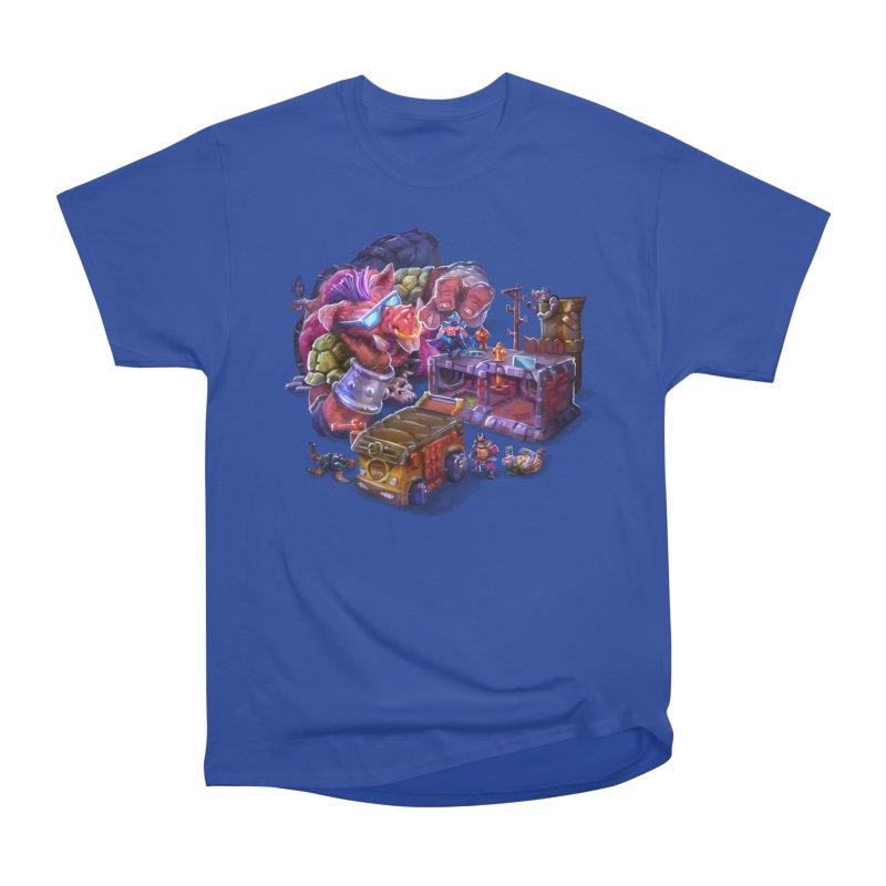 Toytles Men's Heavyweight T-Shirt by dustinlincoln's Artist Shop