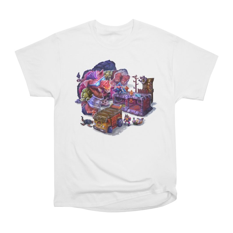 Toytles Women's Classic Unisex T-Shirt by dustinlincoln's Artist Shop