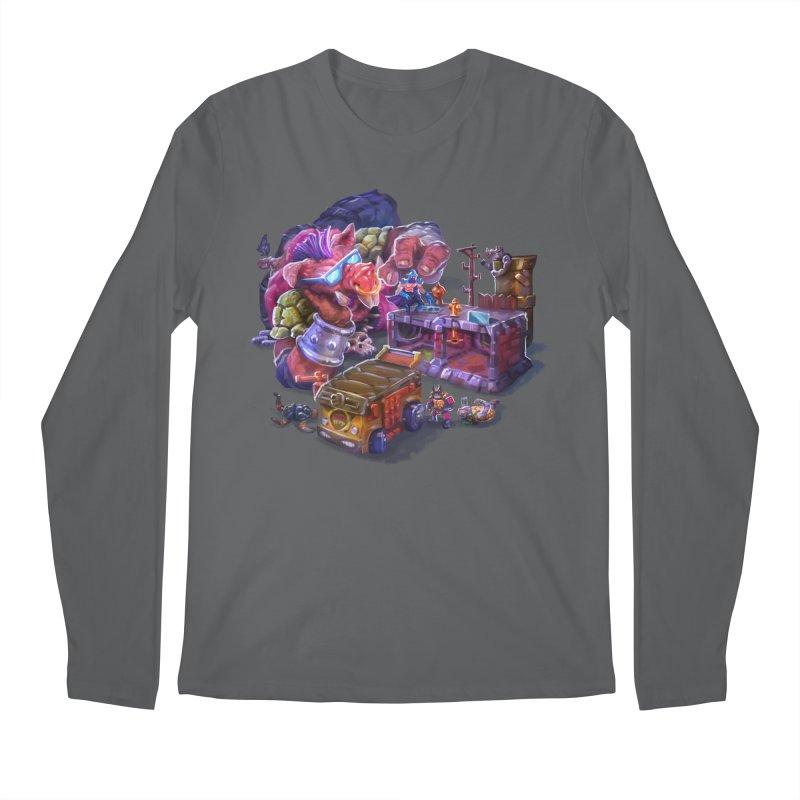 Toytles Men's Longsleeve T-Shirt by dustinlincoln's Artist Shop