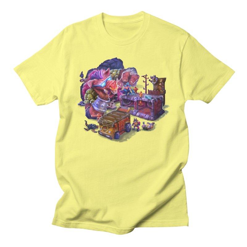 Toytles Women's Unisex T-Shirt by dustinlincoln's Artist Shop
