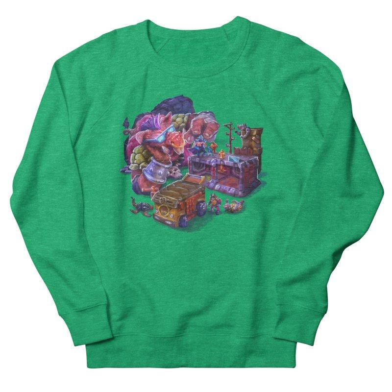 Toytles Women's Sweatshirt by dustinlincoln's Artist Shop