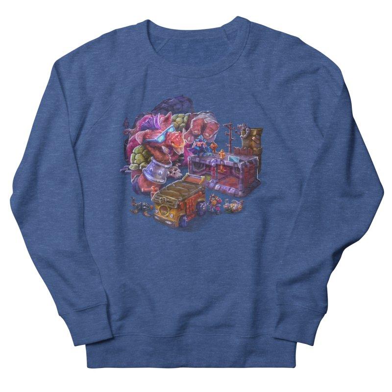 Toytles Men's Sweatshirt by dustinlincoln's Artist Shop