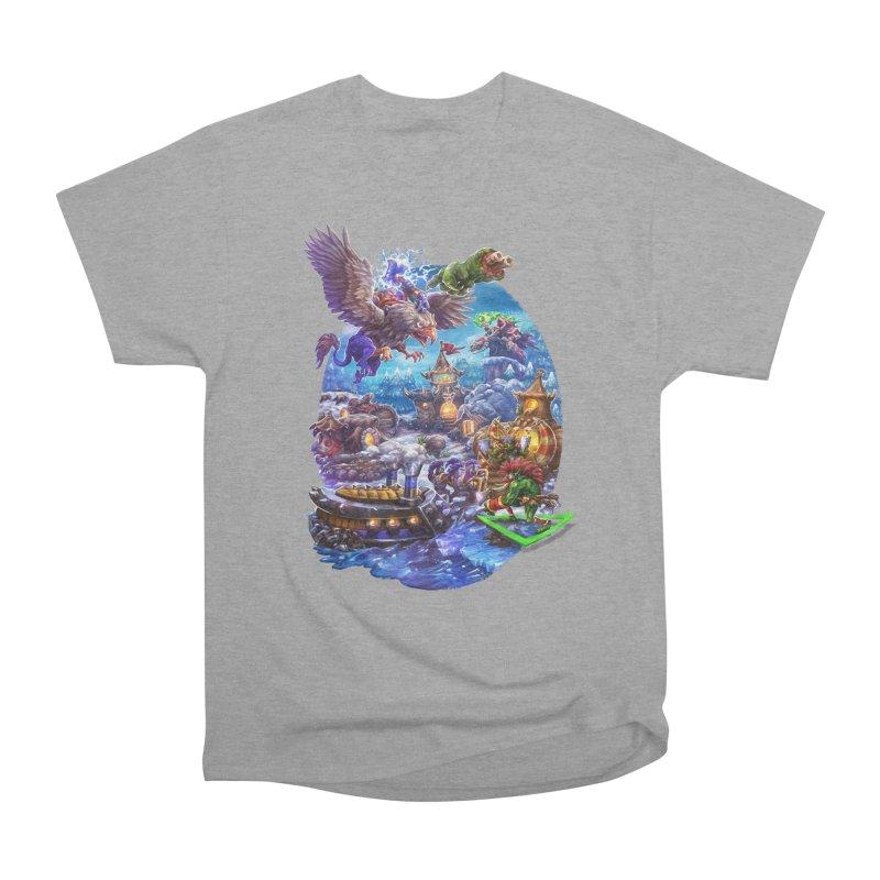 ZugZug Women's Classic Unisex T-Shirt by dustinlincoln's Artist Shop