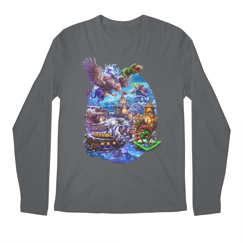 ZugZug Men's Longsleeve T-Shirt by dustinlincoln's Artist Shop