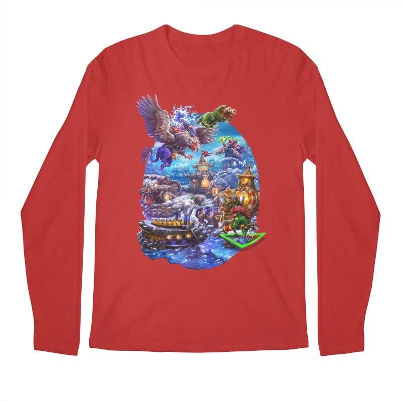 ZugZug Men's Regular Longsleeve T-Shirt by dustinlincoln's Artist Shop