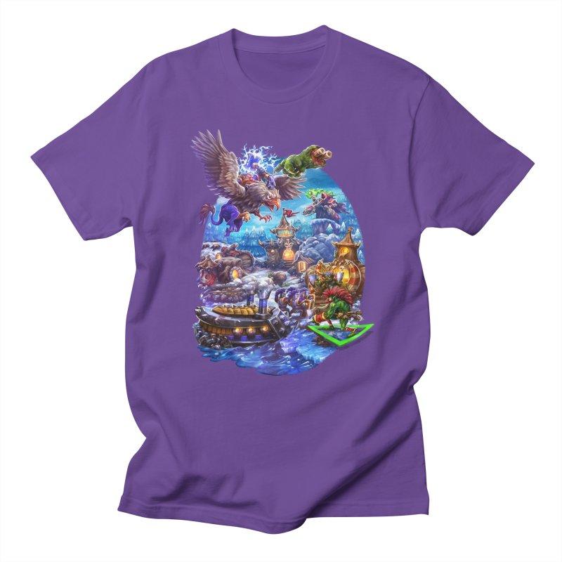 ZugZug Men's T-Shirt by dustinlincoln's Artist Shop