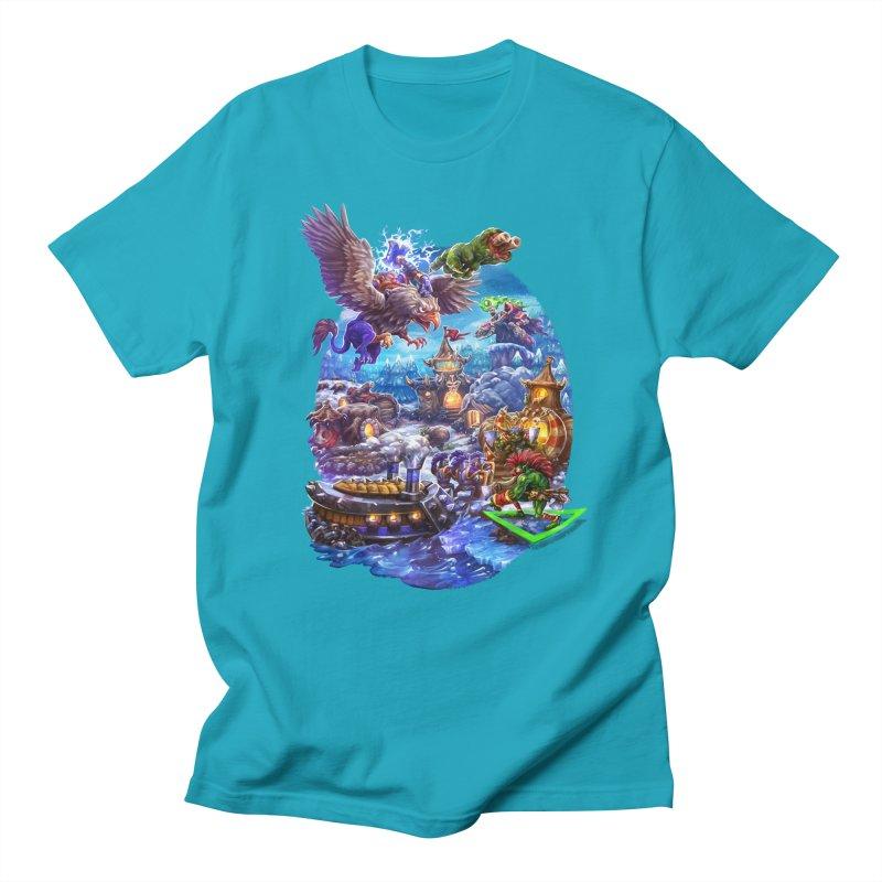ZugZug Women's Regular Unisex T-Shirt by dustinlincoln's Artist Shop