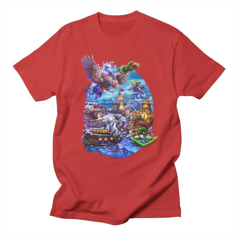 ZugZug Women's Unisex T-Shirt by dustinlincoln's Artist Shop