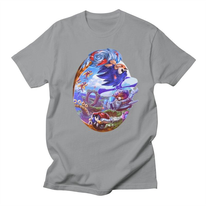 GottaGoFast Women's Regular Unisex T-Shirt by dustinlincoln's Artist Shop