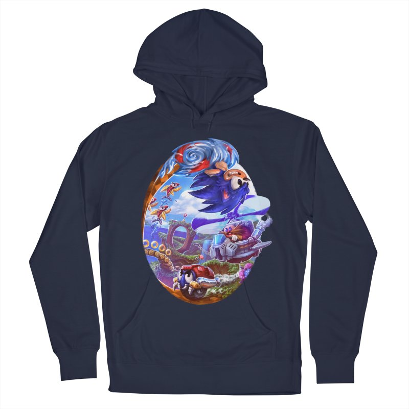 GottaGoFast Men's Pullover Hoody by dustinlincoln's Artist Shop