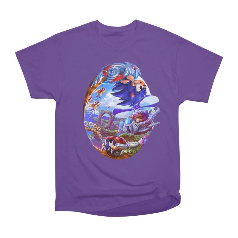 GottaGoFast Women's Heavyweight Unisex T-Shirt by dustinlincoln's Artist Shop