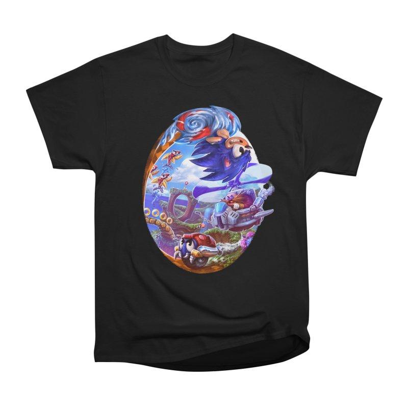 GottaGoFast Men's Classic T-Shirt by dustinlincoln's Artist Shop