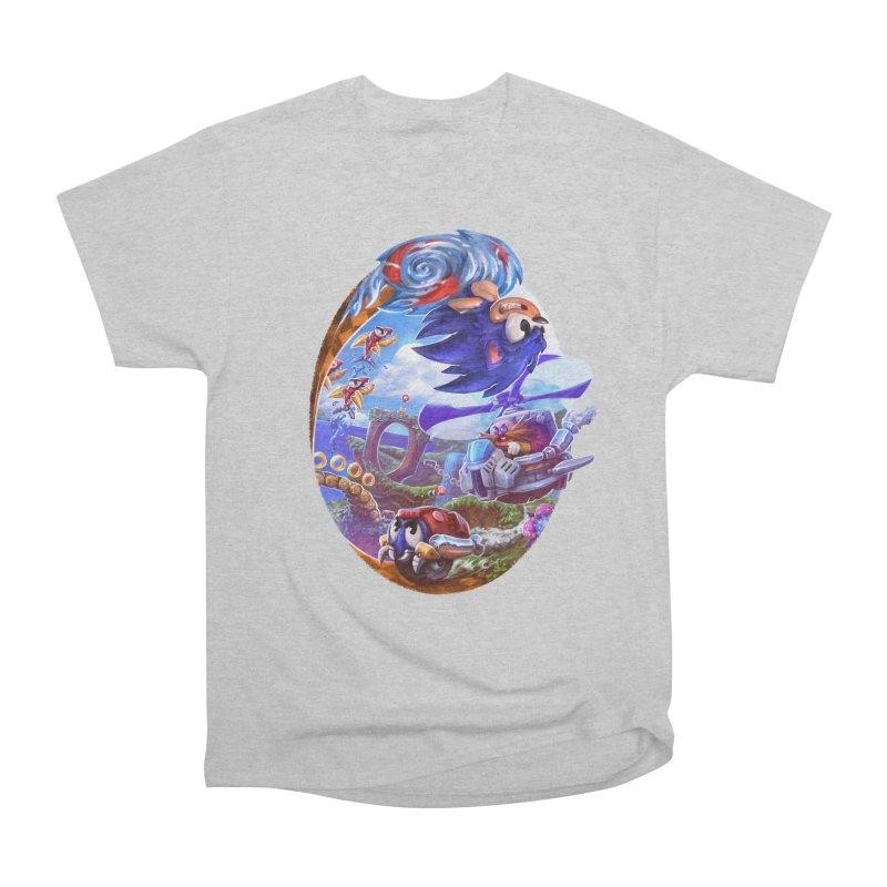 GottaGoFast Men's Heavyweight T-Shirt by dustinlincoln's Artist Shop