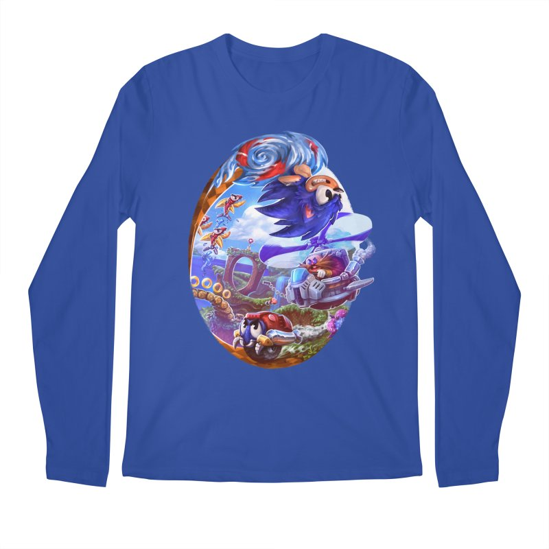GottaGoFast Men's Longsleeve T-Shirt by dustinlincoln's Artist Shop