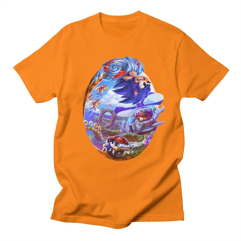 GottaGoFast Men's T-Shirt by dustinlincoln's Artist Shop
