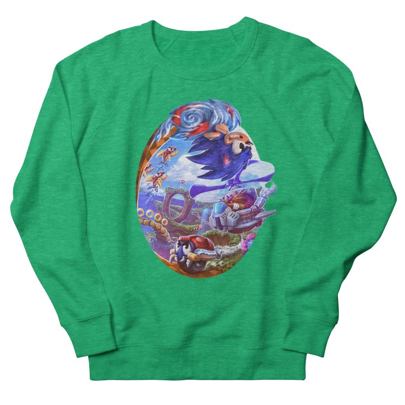 GottaGoFast Women's Sweatshirt by dustinlincoln's Artist Shop