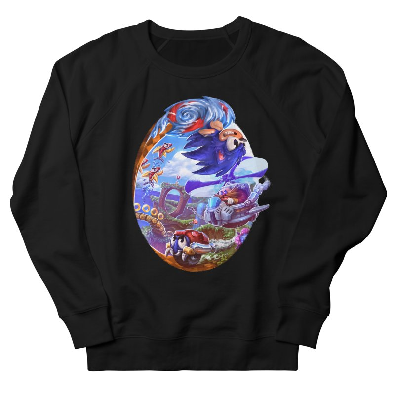 GottaGoFast Women's French Terry Sweatshirt by dustinlincoln's Artist Shop
