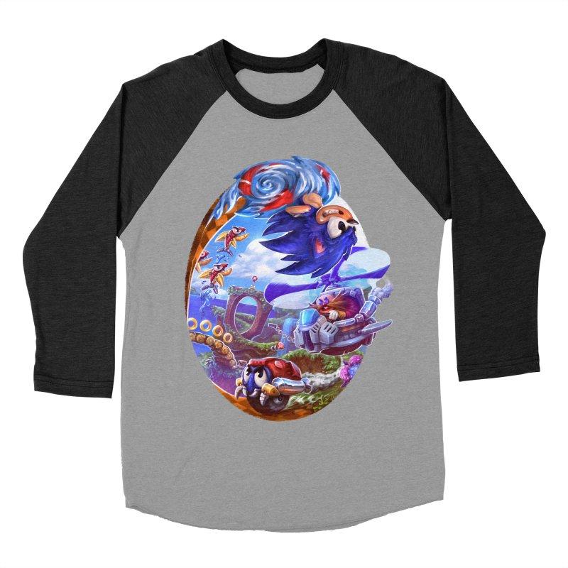 GottaGoFast Women's Baseball Triblend T-Shirt by dustinlincoln's Artist Shop