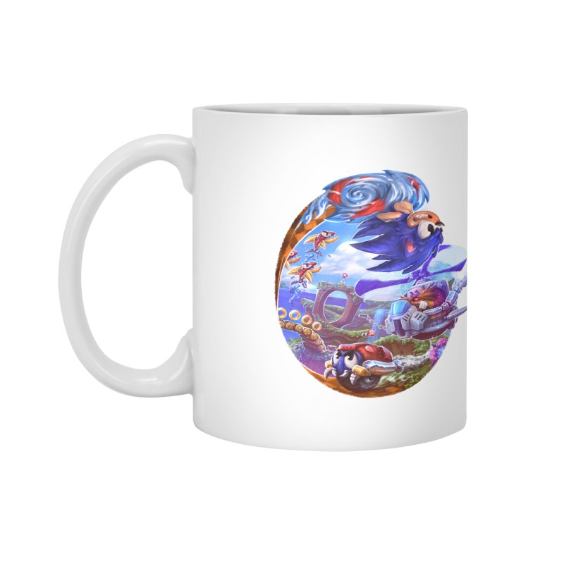 GottaGoFast Accessories Mug by dustinlincoln's Artist Shop