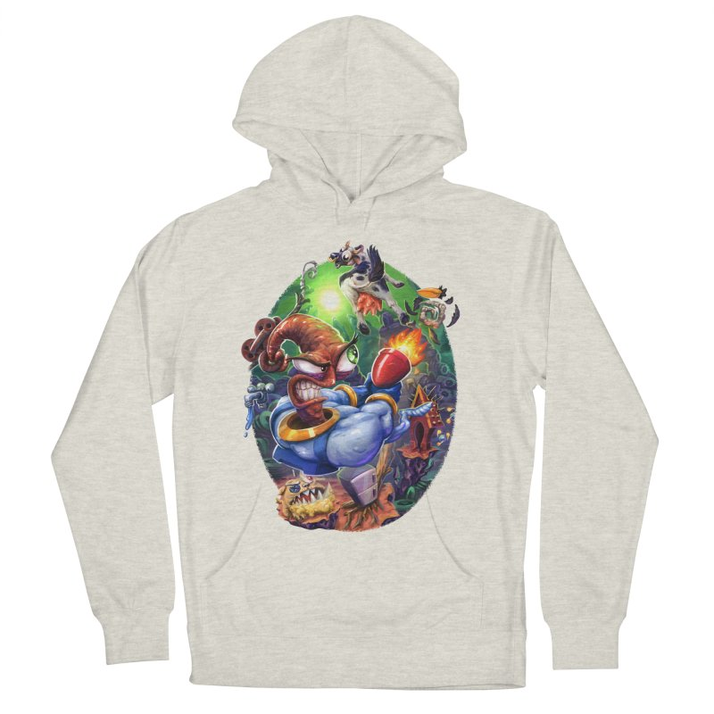 Grooovy! Women's French Terry Pullover Hoody by dustinlincoln's Artist Shop