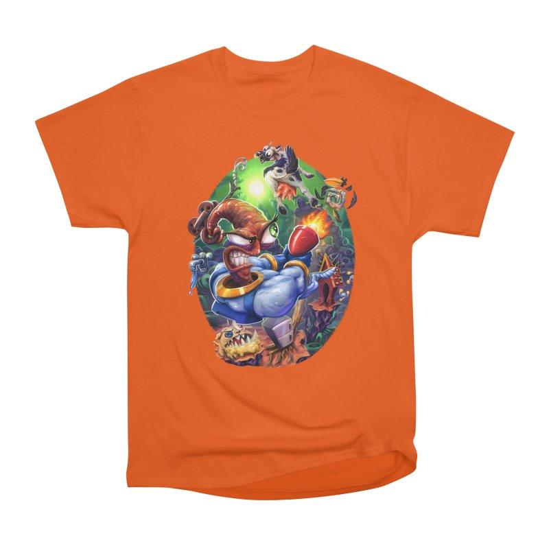 Grooovy! Men's Heavyweight T-Shirt by dustinlincoln's Artist Shop