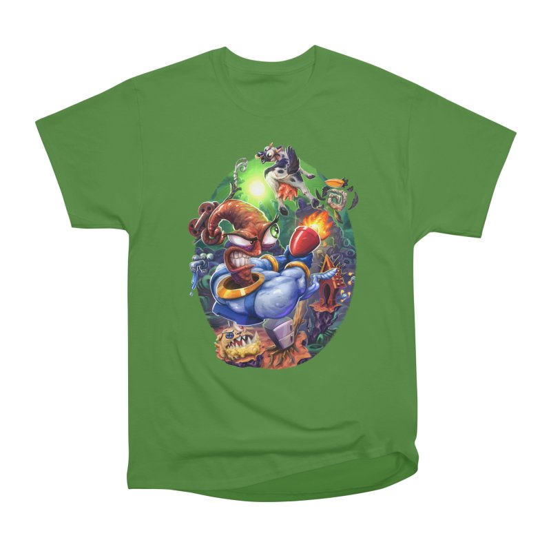 Grooovy! Men's Classic T-Shirt by dustinlincoln's Artist Shop