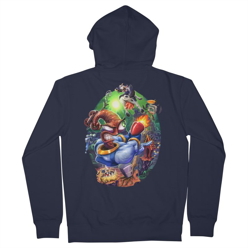 Grooovy! Women's French Terry Zip-Up Hoody by dustinlincoln's Artist Shop