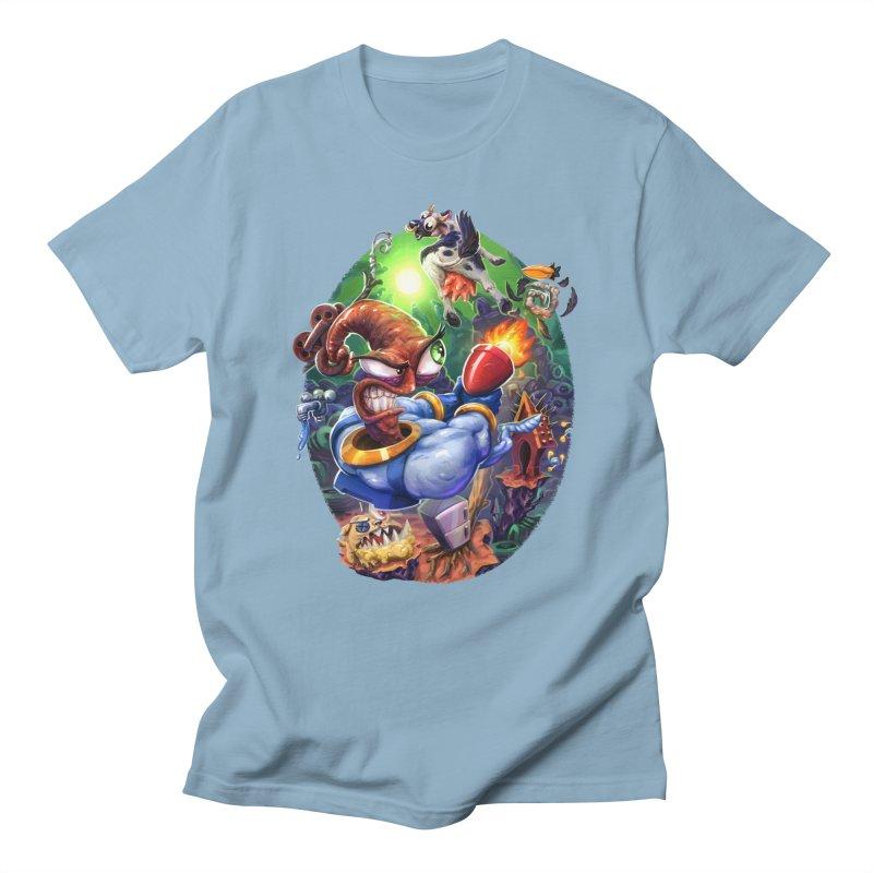 Grooovy! Men's Regular T-Shirt by dustinlincoln's Artist Shop