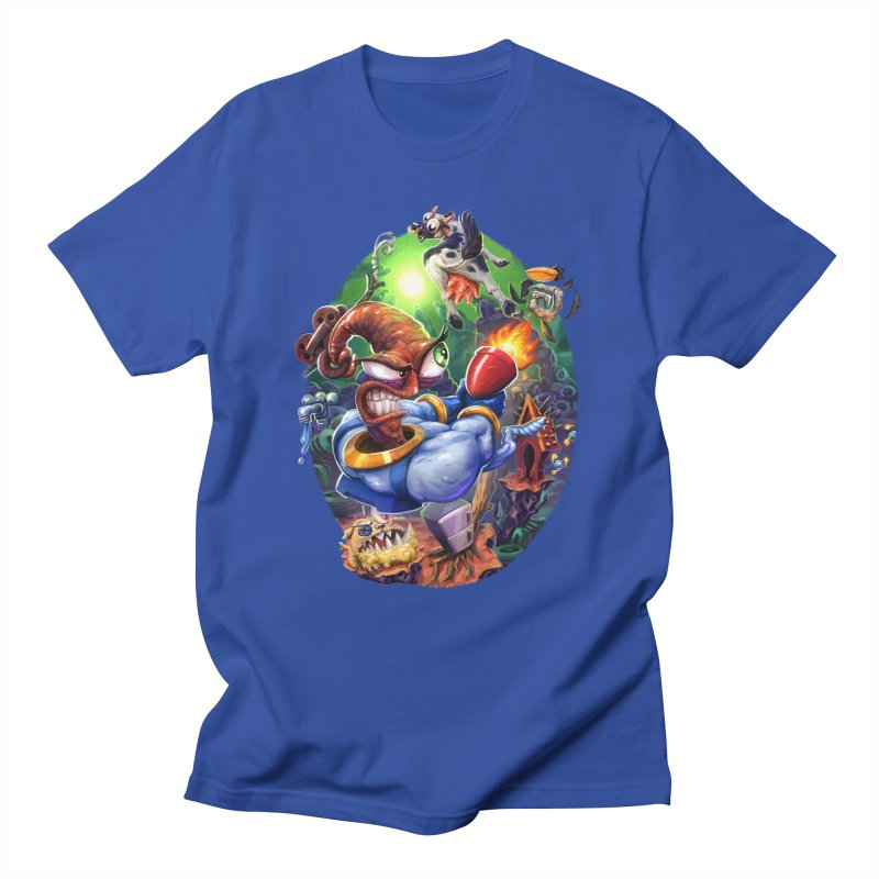 Grooovy! Women's Regular Unisex T-Shirt by dustinlincoln's Artist Shop