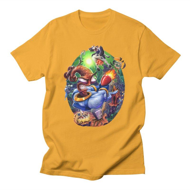 Grooovy! Men's T-Shirt by dustinlincoln's Artist Shop