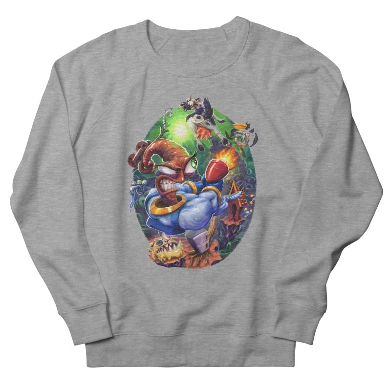 Grooovy! Women's French Terry Sweatshirt by dustinlincoln's Artist Shop