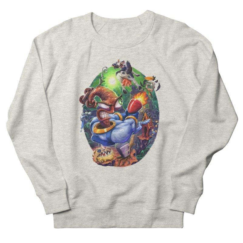 Grooovy! Women's French Terry Sweatshirt by dustinlincoln's Artist Shop