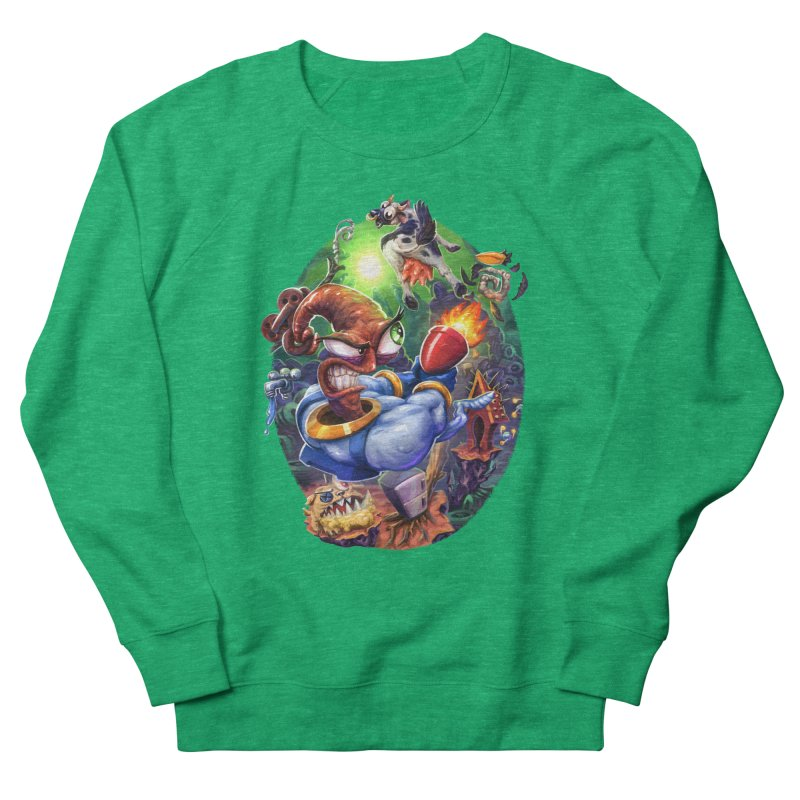 Grooovy! Men's French Terry Sweatshirt by dustinlincoln's Artist Shop