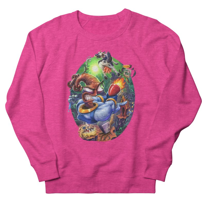 Grooovy! Men's French Terry Sweatshirt by dustinlincoln's Artist Shop