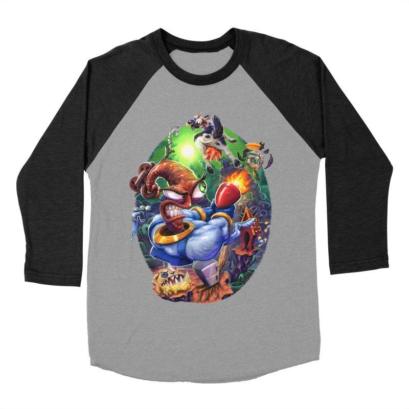 Grooovy! Women's Baseball Triblend T-Shirt by dustinlincoln's Artist Shop
