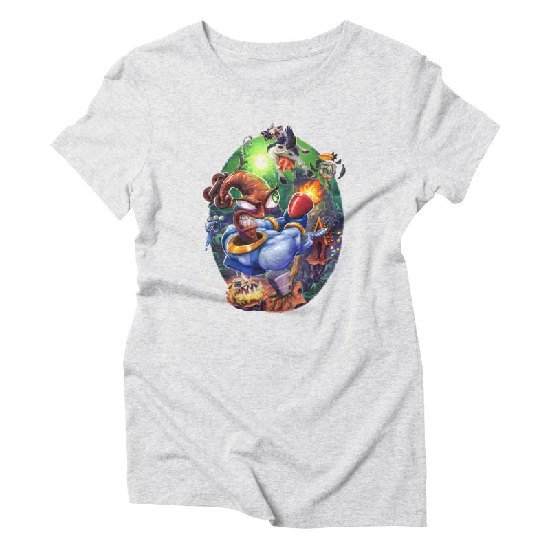 Grooovy! Women's T-Shirt by dustinlincoln's Artist Shop