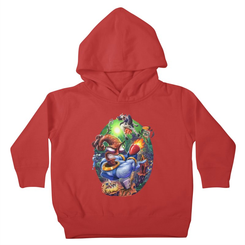 Grooovy! Kids Toddler Pullover Hoody by dustinlincoln's Artist Shop