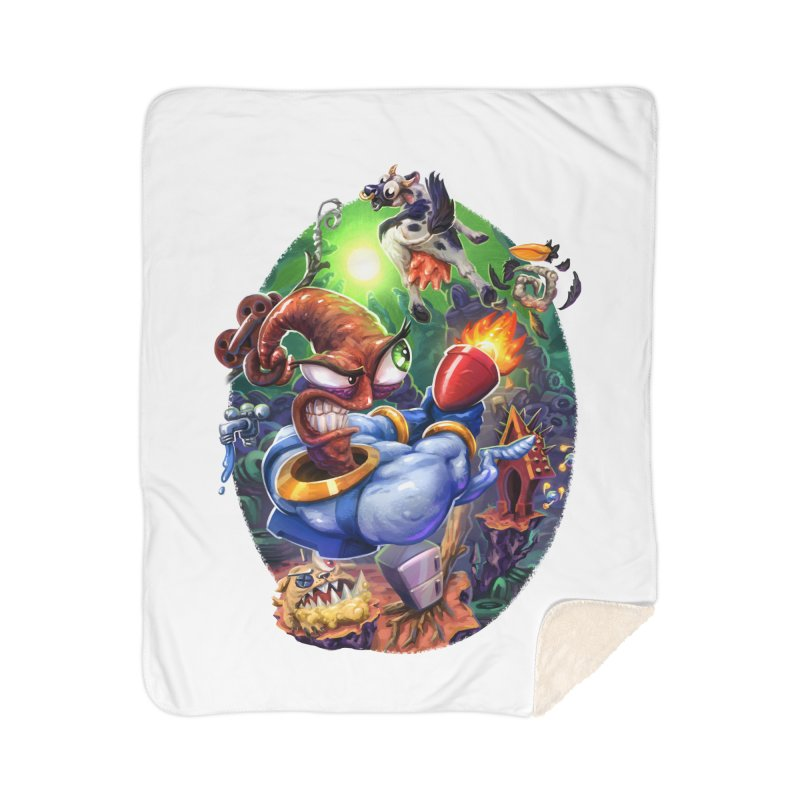 Grooovy! Home Blanket by dustinlincoln's Artist Shop