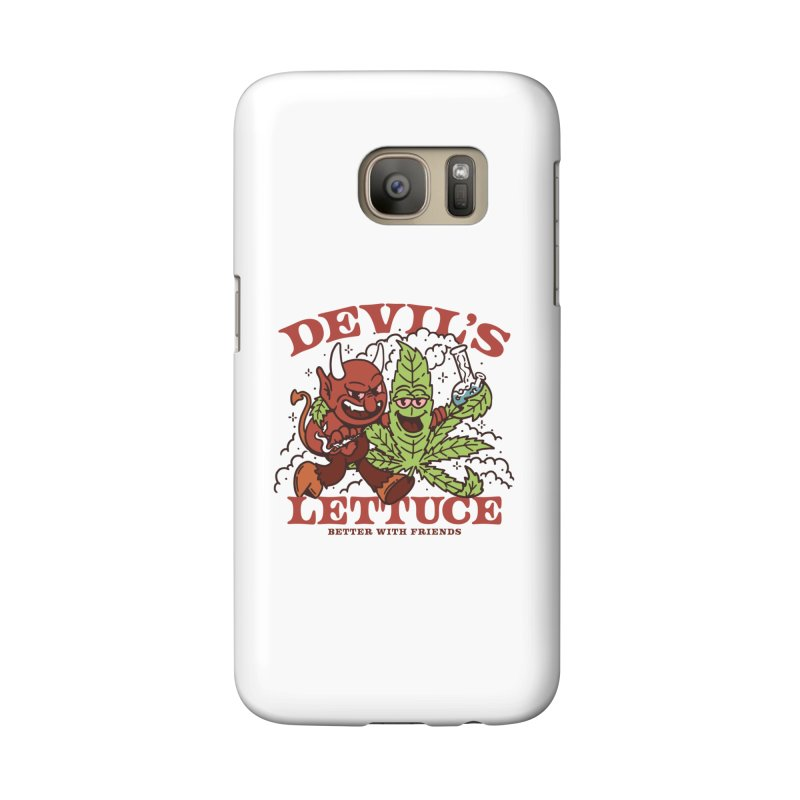 Devil's Lettuce Accessories Phone Case by dustinwyattdesign's Shop