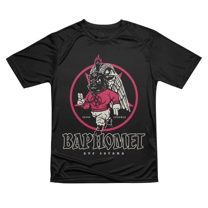 Baphomet Women's T-Shirt by dustinwyattdesign's Shop
