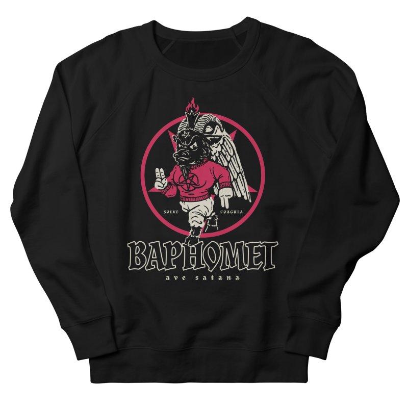 Baphomet Men's Sweatshirt by dustinwyattdesign's Shop