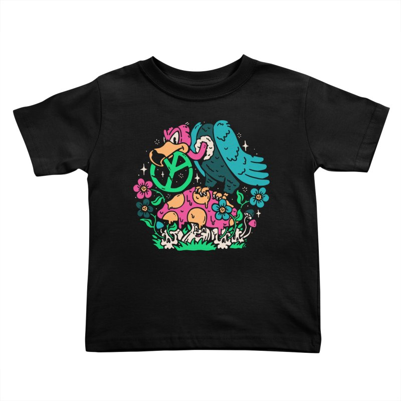 No Peace Kids Toddler T-Shirt by dustinwyattdesign's Shop
