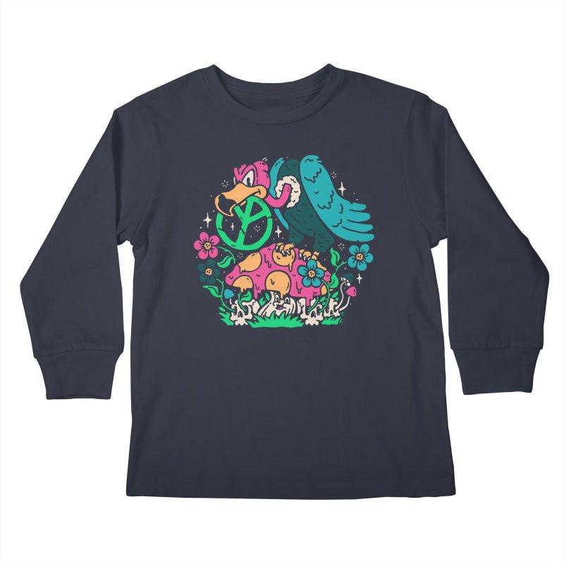 No Peace Kids Longsleeve T-Shirt by dustinwyattdesign's Shop